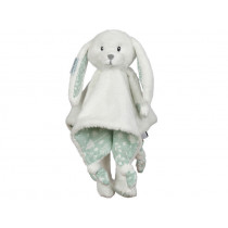 Little Dutch Kuscheltuch HASE mint
