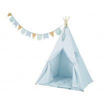 Little Dutch Tipi Zelt BLAU