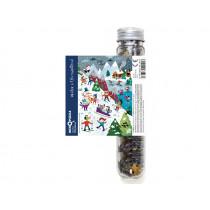 Londji Mikropuzzle WINTER IN DEN BERGEN (150 Teile)