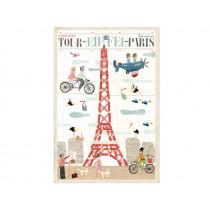 Londji Puzzle PARIS (200 Teile)