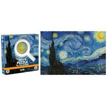 Londji Art Mikropuzzle Van Gogh STERNENNACHT (600 Teile)