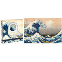 Londji Art Mikropuzzle Hokusai THE WAVE (600 Teile)
