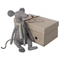 Maileg MR. COOL RAT blau