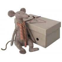 Maileg MR. COOL RAT grau