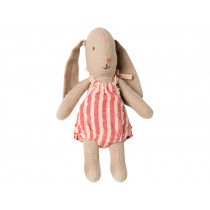 Maileg Micro Hase mit JUMPSUIT Girl