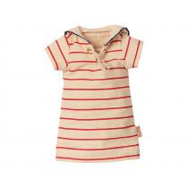 Maileg SAILOR Kleid für Hasen weiß-rot (Größe 2)
