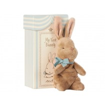 Maileg My First BUNNY in Geschenkbox blau