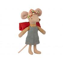 Maileg Maus Große Schwester WANDERIN