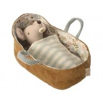 Maileg Babymaus in TRAGETASCHE