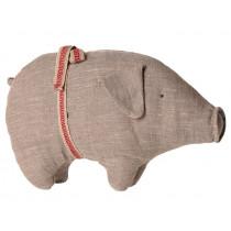 Maileg Schwein GRAU S