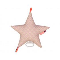 Mellipou Spieluhr Stern Amy Rose GAME OF THRONES powder pink