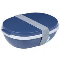 Mepal Lunchbox ELLIPSE DUO blau