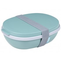 Mepal Lunchbox ELLIPSE DUO grün