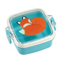 Rex London Mini-Snackbox Rusty the Fox