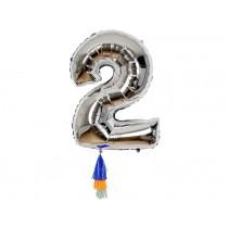 Meri Meri Geburtstagsballon 2