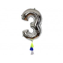Meri Meri Geburtstagsballon 3