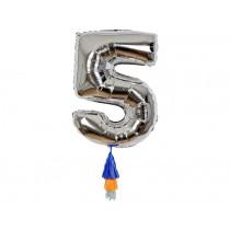 Meri Meri Geburtstagsballon 5