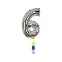 Meri Meri Geburtstagsballon 6