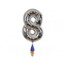 Meri Meri Geburtstagsballon 8