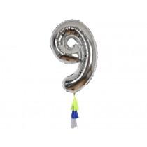 Meri Meri Geburtstagsballon 9