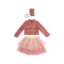 Meri Meri Kostüm PINK SOLDIER (3-4J.)