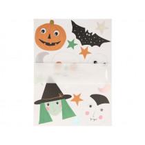 Meri Meri 75 Sticker mit Wackelaugen HALLOWEEN