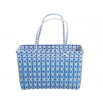 Overbeck and Friends Tasche Liv blau