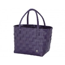 Handed By Shopper Paris aubergine