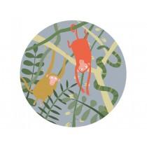 "Kinderteller ""La Jungle"" mit Affen von Petit Jour"