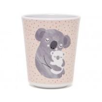 Petit Monkey Melaminbecher KOALA rosa
