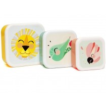 Petit Monkey Lunchbox Set LÖWE & FREUNDE