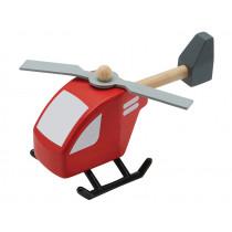 Plantoys Hubschrauber ROT