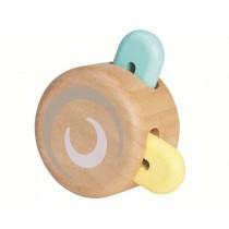 PlanToys Krabbelspielzeug 'Kuck-kuck' PASTELL