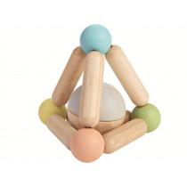 PlanToys Babyspielzeug Pyramide PASTELL