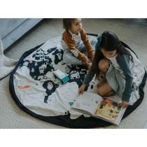 Play & Go Spielzeugsack WELTKARTE