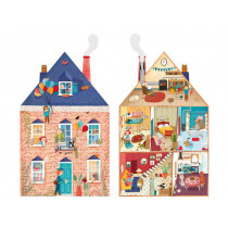Londji Puzzle WELCOME TO MY HOME (36 Teile)