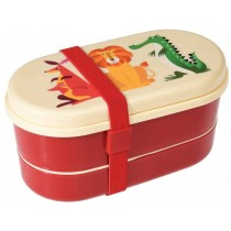 Rex London Bento Box Colourful Creatures
