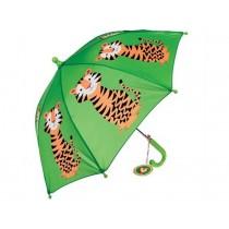 Rex London Kinder-Regenschirm Tiger