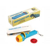 Rex London Projektions-Taschenlampe DINOSAURIER