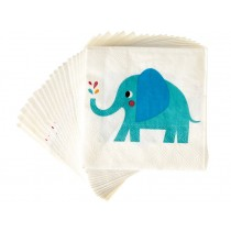 Rex London Papier Servietten ELEFANT