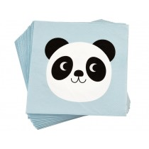Rex London Papier Servietten PANDA