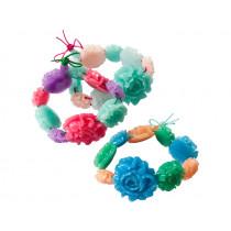 Armband mit Chrysanthemen von RICE