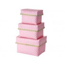 RICE Boxen rosa