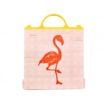 RICE Witzige Kühltasche mit Flamingo