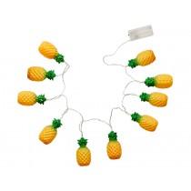 RICE LED Lichterkette Ananas