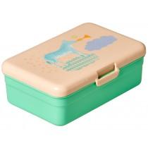 RICE Lunchbox Tiermotiv Jungen