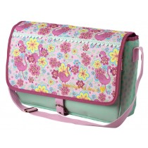 RICE Messenger Tasche Flamingo