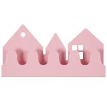 Roommate Garderobe VILLAGE rosa