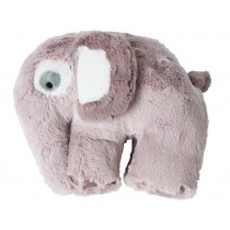 Sebra Plüsch-Elefant altrosa