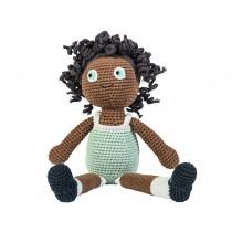 Sebra Puppe Lilly